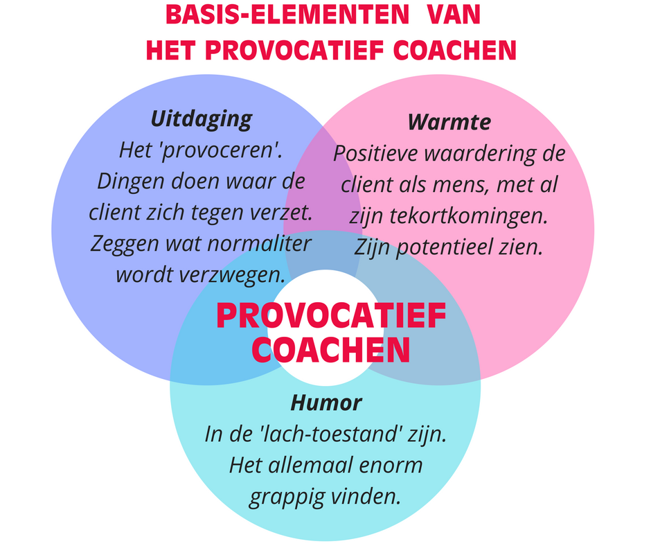 provocatieve coaching